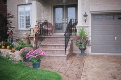 stamped-porch- 4 SON CONCRETE DESIGN